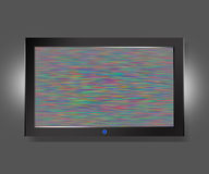 TV screen Stock Images