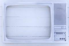 tv stary rocznik Zdjęcie Stock