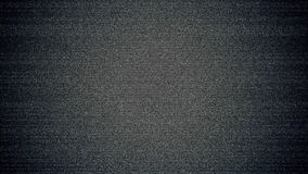 TV Static stock video footage