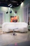 Tv studio stock photos