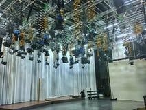 TV studio Obraz Stock