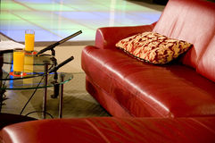 TV Studio. Is prepared for the production and shooting royalty free stock photo