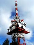 TV-Toren Royalty-vrije Stock Foto