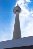 TV-Toren, Berlijn, Duitsland Stock Afbeeldingen