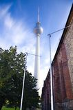 TV tower Royalty Free Stock Photo