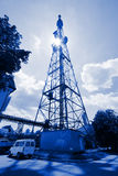 Tv tower. Stock Photography