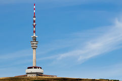 TV Tower Royalty Free Stock Images