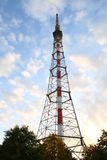Tv tower Stock Image