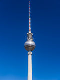 Tv tower berlin Royalty Free Stock Image