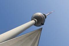 Tv tower berlin Stock Photos