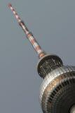 Tv tower berlin Royalty Free Stock Image