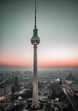 TV Tower, Berlin Stock Image