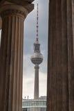 TV Tower Berlin Germany Royalty Free Stock Photos