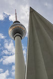 TV Tower Berlin Germany Royalty Free Stock Images
