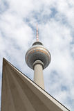 TV Tower Berlin Royalty Free Stock Photo