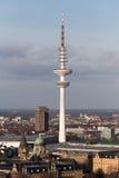 Tv tower of hamburg germany Stock Photos