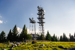 TV Tower located in Schock Stock Images