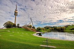 TV Tower of Munich Stock Photography
