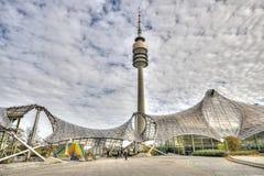 TV Tower of Munich Stock Photos