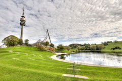 TV Tower of Munich Royalty Free Stock Images