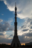 TV Tower Ostankino Royalty Free Stock Images