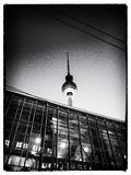 Tv-tower Stock Photography