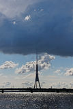TV tower. Stock Image
