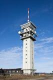 TV transmiter Klinovec Στοκ φωτογραφία με δικαίωμα ελεύθερης χρήσης