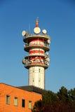 Tv transmitter Royalty Free Stock Image
