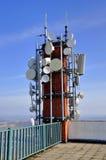 TV transmitter Royalty Free Stock Photos