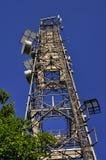 TV transmitter Stock Photography