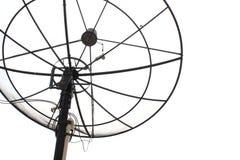 TV vía satélite Fotos de archivo