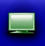 TV van Ñhe Royalty-vrije Stock Afbeeldingen