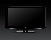 TV van het plasma Royalty-vrije Stock Afbeelding