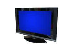 TV van het plasma Stock Fotografie