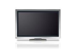 TV van het plasma stock afbeeldingen