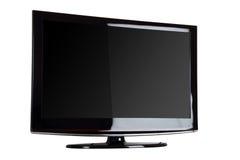 TV van het plasma/LCD stock foto's