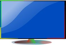 TV vector Stock Photography