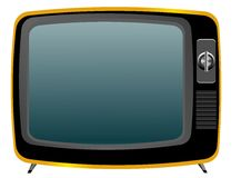 TV Vector Eps8 Stock Images