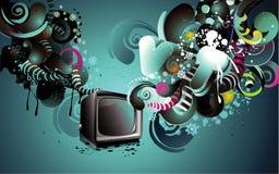 Tv vector illustration Stock Photos