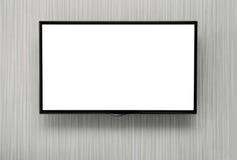 TV vide avec le chemin de coupure illustration de vecteur