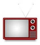 TV vieja Fotografía de archivo libre de regalías