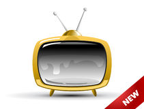 Tv vol 7 Stock Photos
