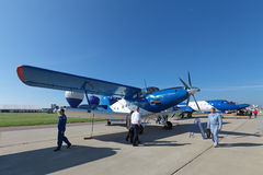 An-2 TVC-2MC Image stock