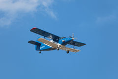 An-2 TVC-2MC Foto de Stock Royalty Free