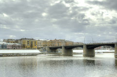 Tver. Cityscape royalty free stock images
