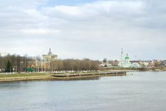 Tver. Cityscape Stock Photos