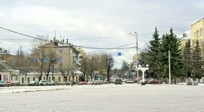 Tver. Cityscape stock image