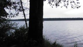 Tver della riva del fiume di volga del fiume Fotografie Stock