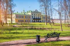 Tver Imperial Palace Stock Photography